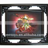 chinese war hero--home craft and office antique wall decor