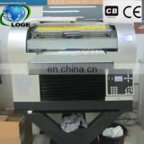 170mm flatbed printer for cell phone case/DVD/CD/Metal/plastic for sale