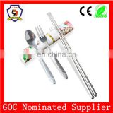 retractable travel cutlery set spoon fork chopsticks/ convenient and easy-to-carry (HH-spoon-115)