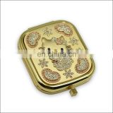 Promotional Metal Compact Mirror /Mirror Compact /Pocket Mirror