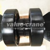 crawler crane undercarriage parts Sumitomo SC650-3  track roller ottom roller top roller factory sale