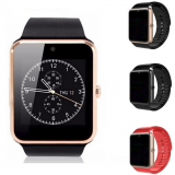 Hot Selling GT08 Smart Watch with Camera Support 2G Call MP3 MP4 Player