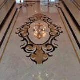 arabic hot selling marble waterjet medallion