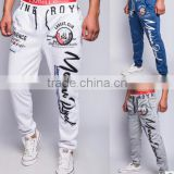 Cheap plus size sportwear printed men's jogger sweatpants casual pant wholesale                                                                         Quality Choice