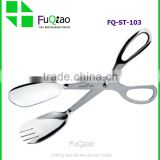 Manufacturer Cooking Utensils Service Kitchen Tongs and metal salad tongs
