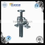 SWL worm gear screw jacks / screw lifts
