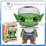 Mini Qute Funko Pop Anime Dragon ball Piccolo Goku super hero action figures cartoon models educational toy NO.FP 11