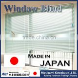 High quality and hot selling aluminium blind ,40 different color slats and heat insulation slats available