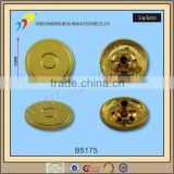 new style metal coat toggle buttons for sale