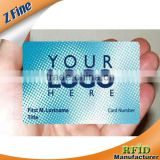 RFID smart card Security ID Card/PVC Hologram Business Card