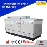 Lab research dry dispersion winner 3008A aluminum powder laser diffraction particle size analyzer
