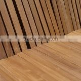 natural burma teak wood decking for outdoor use