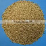 Refined Crushed Walnut Shell Abrasives Blasting Cleaning Media for aircraft engine clean, paint removal , graffiti removal