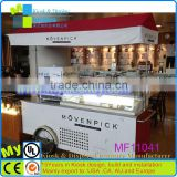 Street food kiosk,new mobile food trailer,                                                                         Quality Choice