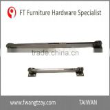 Made In Taiwan Stainless Steel Industrial Adjustable Angle Extension Door Desk Table Bed Sofa Metal Backrest Fitting Hardware