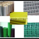 PVC Coated or Galvanized Welded Wire Mesh