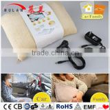 Heated,Anti-Pilling,Flame Retardant,Electric Feature and 150*110cm Size 12v 24v car electric blanket