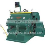ML-1300 Semi-automatic creasing and die cutting machine