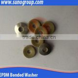 high tension external teeth lock washers