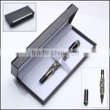 Diamond on heavy metal pen with box package suitable for VIP pen gift set                                                                         Quality Choice
