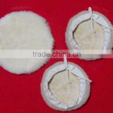 lamb wool polishing pad for car