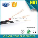75ohm RG59 Coaxial cable for TV network audio video