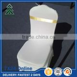 Wholesale white cheap wedding chair covers for sale                                                                         Quality Choice