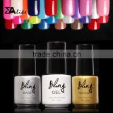 Colour changing non toxic free sample uv gel custom nail polish color chart