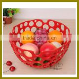 Fairy Decorative Dry Resin Fruit Bowl,customized resin simple dry fruit packing bowl wholesale