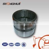 Silver/gray/black bucket bushing/undercarriage parts/50*60*45 bucket bush