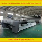 Metal package digital flatbed printing machine