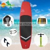 Inflatable type PVC Surfing Paddle Board with Pump and Carrying Bag