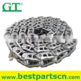 OEM 201-32-00112 Excavator Undercarriage Parts Tracks Chain ,Track Link For PC60 PC60LC
