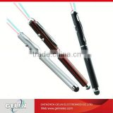 3 in 1 laser pointer keychain touch pen capacitive pen