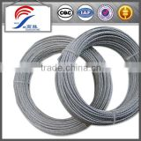 ungalvanized steel wire rope high quality, competitive quotation