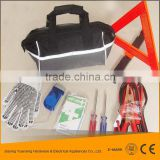 factory direct sales all kinds of unique car emergency kits warning triangle led