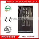 Stamped Cold rolled steel door skin,steel door panel,steel door sheets with design(CF-SDS01)                                                                         Quality Choice