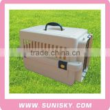 Dog Kennel Strong Dog House Plastic IATA pet carrier
