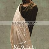 Beautiful REXCELL tencel cotton blend fabric used for a range of apparel
