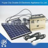 Mini Portable solar lighting power system home,solar power bank                                                                         Quality Choice