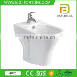 Ceramic portable toilet seat cover bidet