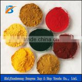 Inquiry about Iron oxide pigment for HDPE