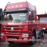 High quality low price used 371hp Sinotruk howo 6x4 tractor truck for sale                                                                         Quality Choice