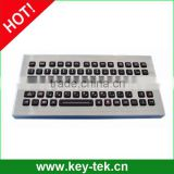 1.5mm long stroke military keyboard for marine