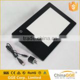 Slim LED Light Box A4 Huion Light Board Dimmable Tracing Light Pad With USB Electronic Drawing Board