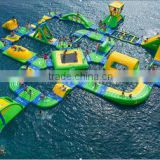 QiHong inflatable floating water park,aqua park,water sports for sale