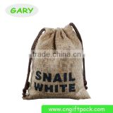 Custom Printed Jute Hessian Packaging Bags Hessian Sacks for Sale