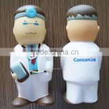 Fun Doctor stress reliever, promotional anti stress ball                                                                         Quality Choice