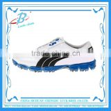 Original design cheap Men sports shoes golf shoes with good quality skidproof rubber sole