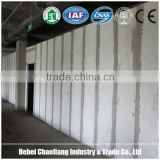 Sound insulation & acoustic & sound proof partition wall panels precast concrete mgo wall board